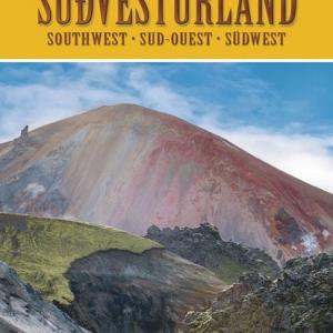 Ferðakort 2 – 1:250 000 – Suðvesturland