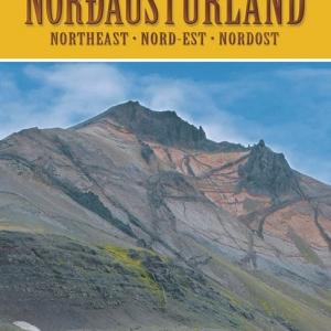 Ferðakort 3 – 1:250 000 – Norðausturland