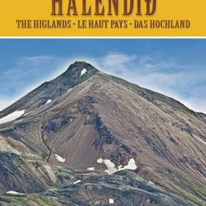 Ferðakort 5 – 1:250 000 – Hálendið
