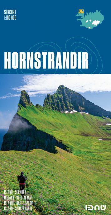 Serkort-Hornstrandir