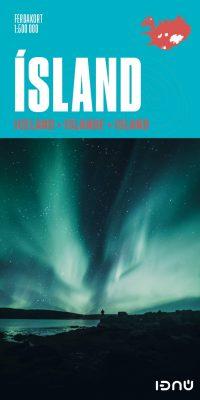 Íslandskort is500