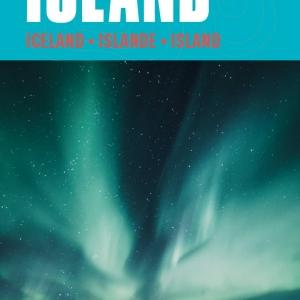 Ferðakort 1:500 000 – Ísland